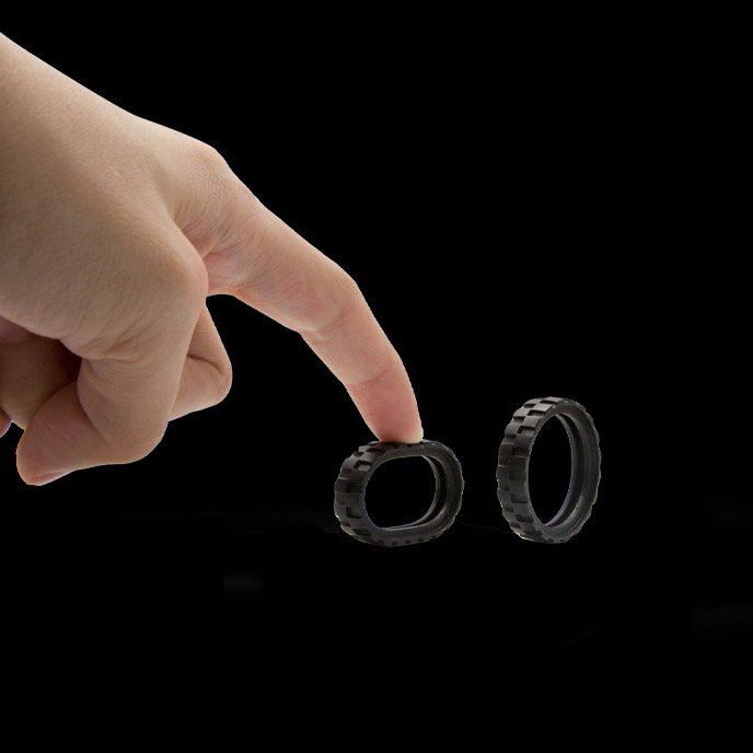 TPU Rubber via SLA 3D Printing Services Singapore