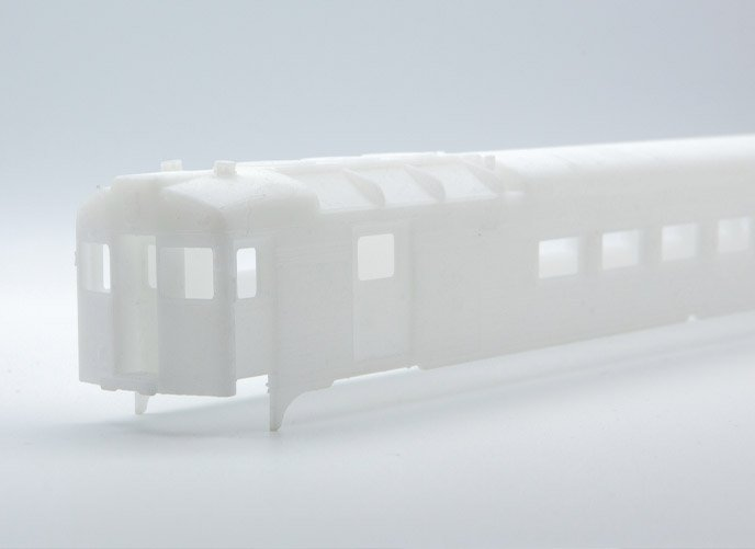 Raw 3D Printed Rapid Prototype
