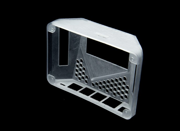 SLA Enclosure Prototype